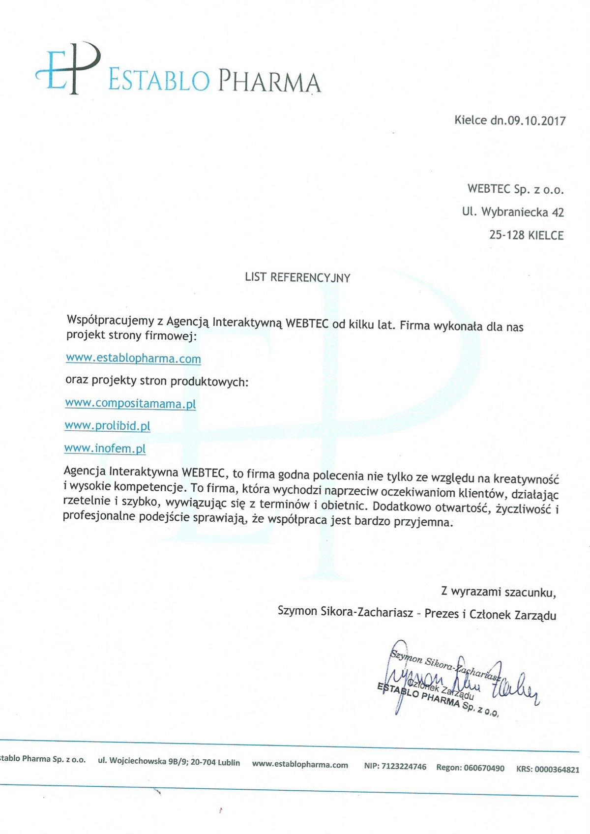 webtec referencje 1