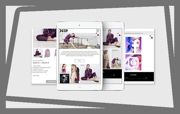 indywidualne projekty graficzne sklepów internetowych