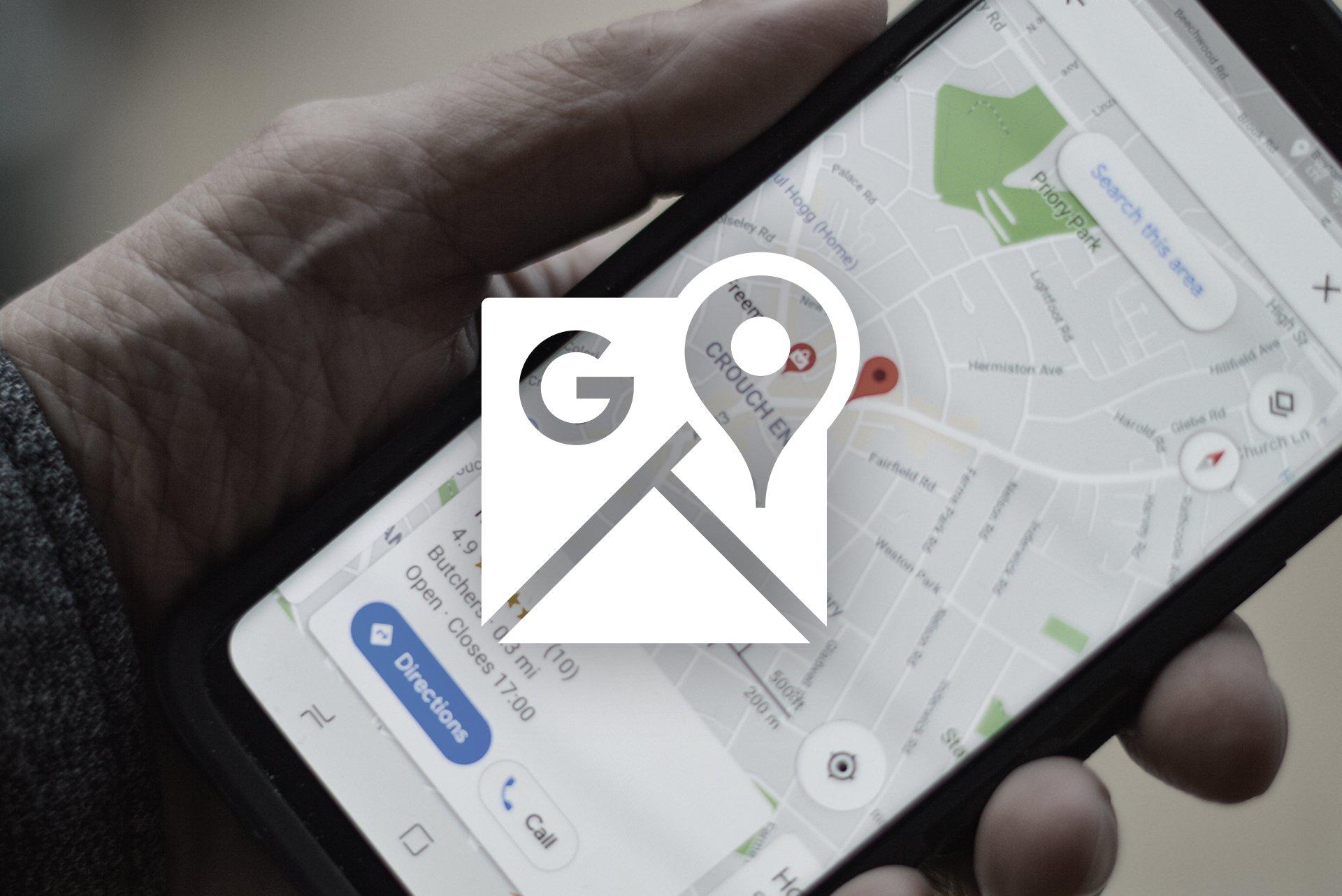 Google Moja Firma GoogleMaps